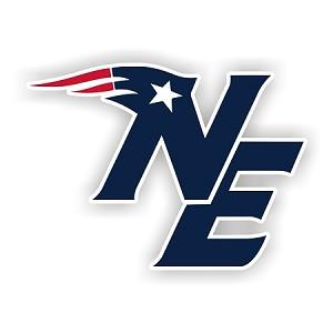 New England Patriots Quot Ne Quot Die Cut Decal 4 Sizes